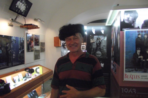 05 Eger - Hungary - Egri Road Beatles Museum 2015-07-24 07-49-06