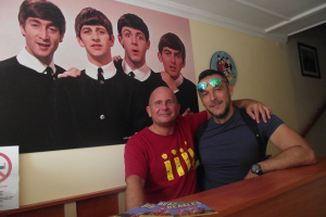 02 Eger - Hungary - Egri Road Beatles Museum 2010-01-06 03-11-17