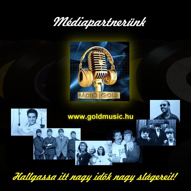 Médiapartnerünk a Rádió Gold!