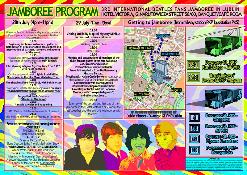 International Beatles Fans Jamboree